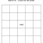 Casi se muero bravo game activity practice