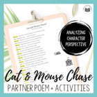 &quot;Cat and Mouse Chase!&quot; {Partner Perspective Poem}