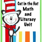 Cat in the Hat Common Core Math & Literacy Unit
