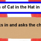 Cat in the Hat activinspire flipchart CCSS close reading a