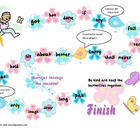 Catch a Butterfly Third Grade Dolch Sight Word Game