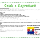 Catch a Leprechaun 3 addends