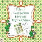 Catch a Leprechaun Rhyming Easy Reader and Game