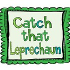 Catch that Leprechaun!