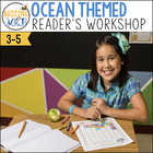 Ocean Themed Reader's Workshop Materials: Posters, Printab