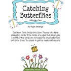 Catching Butterflies Math Center (Subtracting Tens)