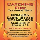 Catching Fire Teaching Unit Common Core Standards Alignment