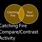 Catching Fire and Dystopian Literature Compare Contrast Activity