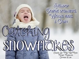 Catching Snowflakes Literacy Resources and Craftivity  {Wi