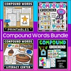Catchy Compound Words Bundled Unit Common Core Aligned