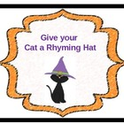 Cats and Hats Rhyming Activities