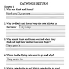 Catwings Return Literature Unit