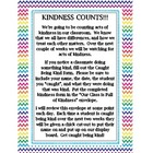 Caught Being Kind classroom incentive program