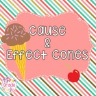 Cause &amp; Effect Cones