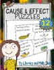 Cause &amp; Effect Puzzles