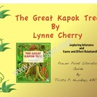 Cause &amp; Effect: The Great Kapok Tree Power Point (PDF)