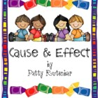 Cause & Effect for 1st and 2nd Grades