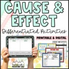 Cause and Effect Differentiated Activity Bundle *Common Co