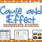 Cause and Effect Differentiated Activity Packet/Centers Co