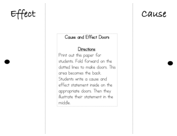 Cause and Effect  Doors