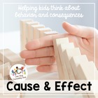Cause and Effect Lesson Pack