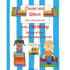 Cause and Effect Lesson Plus other Follow up Lessons