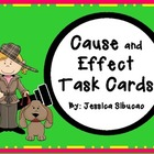 Cause and Effect- Task Cards (32)