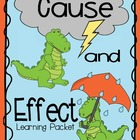 Cause and Effect- Young Learners