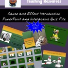 Cause and Effect introduction PowerPoint