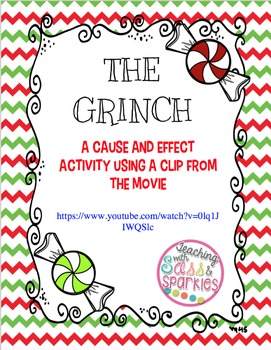 Cause and Effect with The Grinch