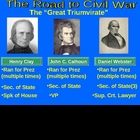 Causes of the US Civil War Powerpoint