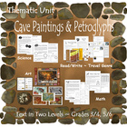 Cave Paintings and Petroglyphs, PDF