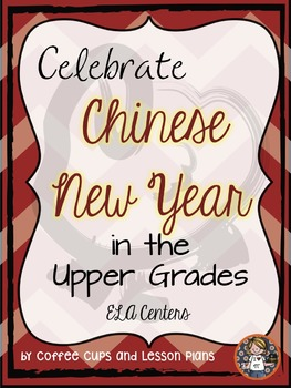 Celebrate Chinese New Year in the Upper Grades