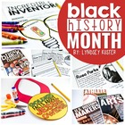 Celebrating Black History Month {Biographies, Activities,