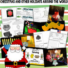 Celebrating Christmas &amp; Other Holidays Around The World Unit
