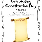 Celebrating Constitution Day