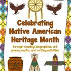 Celebrating Native American Heritage Month Reading and Wri