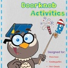 Celebration Doorknob Activities