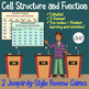 Cell Organelle Jeopardy Review Game (powerpoint jeopardy)