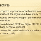 Cell Processes (Communication/Endo/Exocytosis) Powerpoint