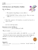 Cell Structure and Function Notes Outline Lesson Plan