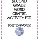Center Activity: Position Words