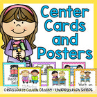 Center Cards for Rotations