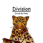 Center Game Math Division ~Over 50 Pages~ Divide By Nine (9)