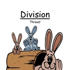 Division Center Game - Divide By Three