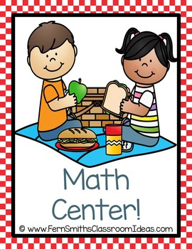 "Center Game Math ~Over 50 Pages~ Subtraction ""Doubles"" Concept"