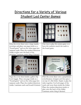 "Center Game ""The -at Family!"" Word Work / Phonics / Spelling Unit"