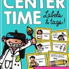 Center Rotation Labels -- MEGA PACK!