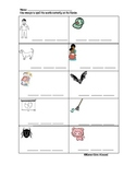 Center Stamp Worksheet