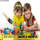 Centers { Word Work } Easy to implement